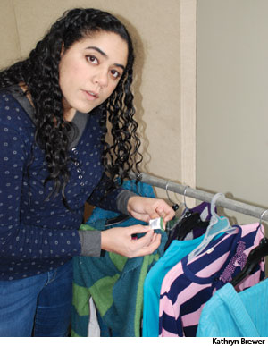 """""""I have a list in my head of stores and companies that treat their employees well, that recycle, use resources wisely and exhibit ethical practices,"""" says Vanessa Young of St. Paul Lutheran Church, Wheaton, Ill. She checks labels using www.responsibleshopper.org, www.buypartisan.org and www.hrc.org/apps/buyersguide."""
