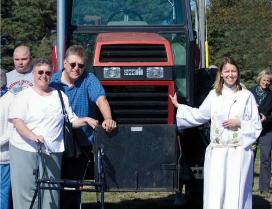 Photo by Sarah Bakalyar Rachel Wrenn (30): Pastor, Prairie Star Ministries, southwestern Minnesota.
