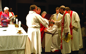 Cinda Brucker ordained in 2010, serves Trinity Lutheran Church, Hughesville, Pa.