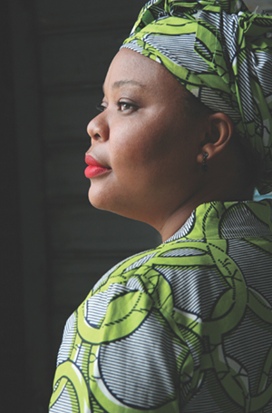 MICHAEL ANGELO Nobel laureate and peace activist Leymah Gbowee is a member of the Lutheran Church in Liberia and participated in the ELCA's International Leaders program, completing a master's degree in 2007.