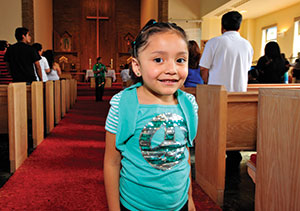 David Joel Children's ministry is a key area of outreach for Parroquia Emaus