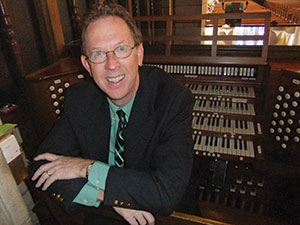 It was a once-in-a-lifetime experience for Robert Hobby when he was asked to compose two pieces of music for Pope Francis' visit to the U.S.