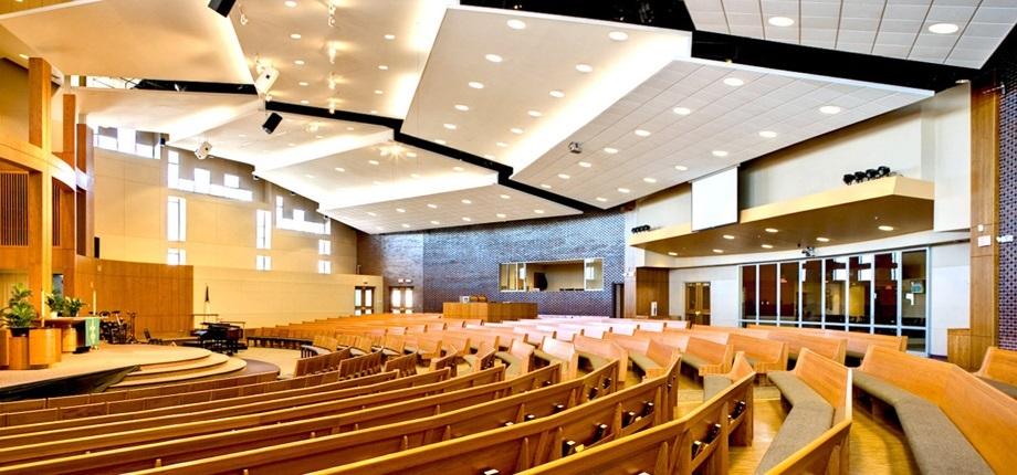 Spirit Filled Architecture Living Lutheran