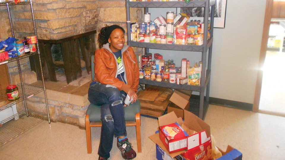 Episcopal Food Pantry State College