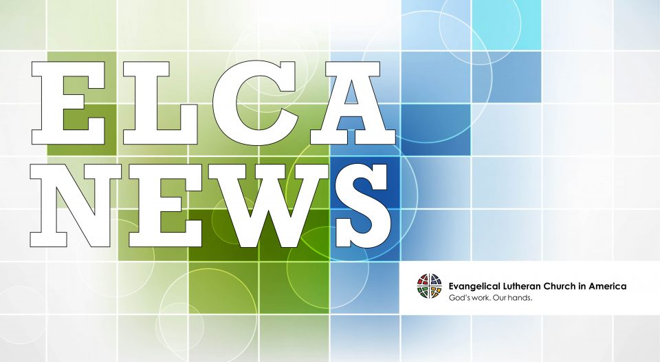 ELCA news graphic