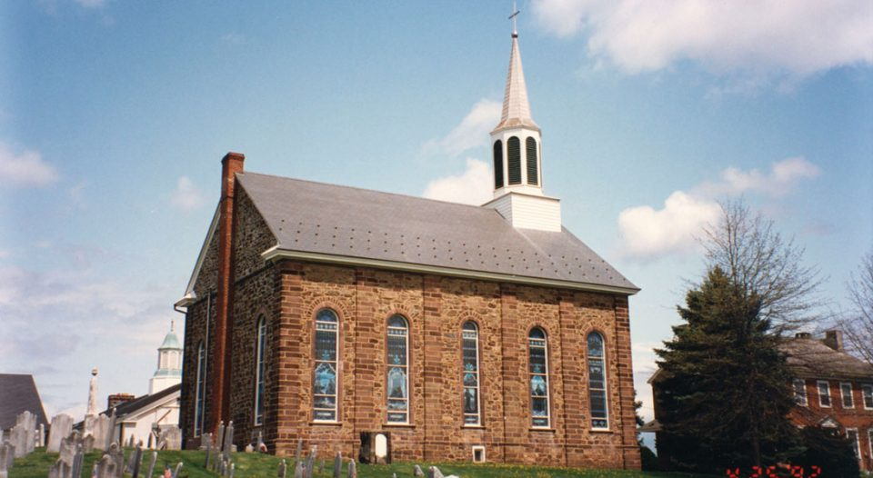 Alive With History Living Lutheran