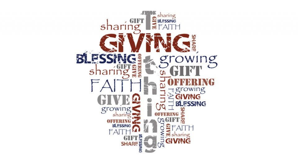 Study Guide 5 Ways To Grow Giving In Your Congregation