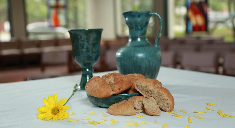 Jesus bread - Living Lutheran