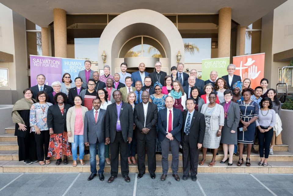 The new council of the Lutheran World Federation gathers for its first meeting on May 17 in Windhoek, Namibia.