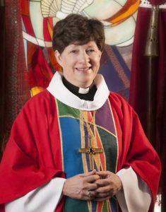 Image of ELCA Presiding Bishop Elizabeth Eaton