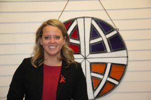 Image of Stephanie Berkas, manager for ELCA Young Adults in Global Mission