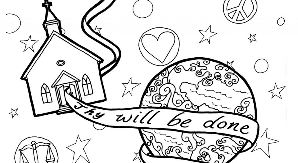 Coloring Pages Bring Life To Reformation Anniversary Study Guide