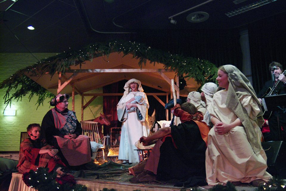 Christmas Pageant.Reader Stories Christmas Pageant Bloopers Living Lutheran