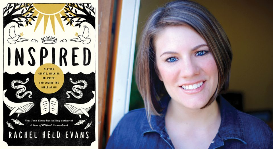 Rachel Held Evans Inspired
