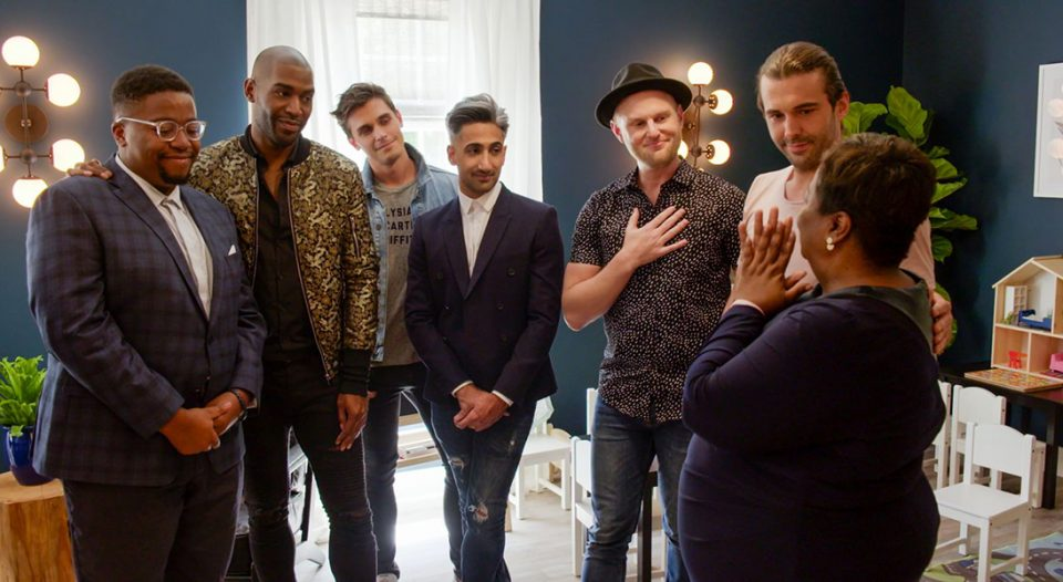 Queer Eye and reconciliation