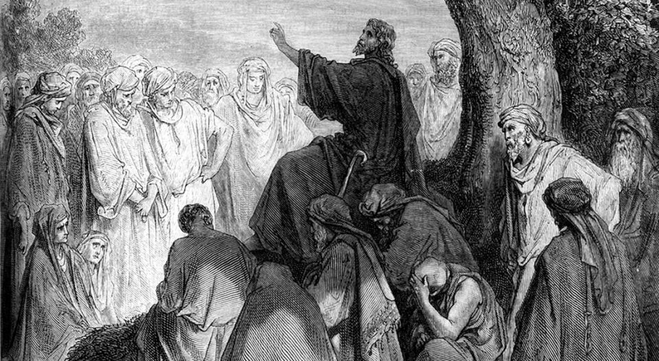 Lectionary blog: Whom you gonna serve? - Living Lutheran
