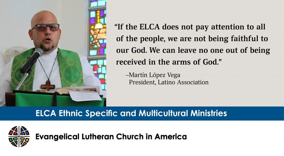 Martin Lopez Vega ELCA
