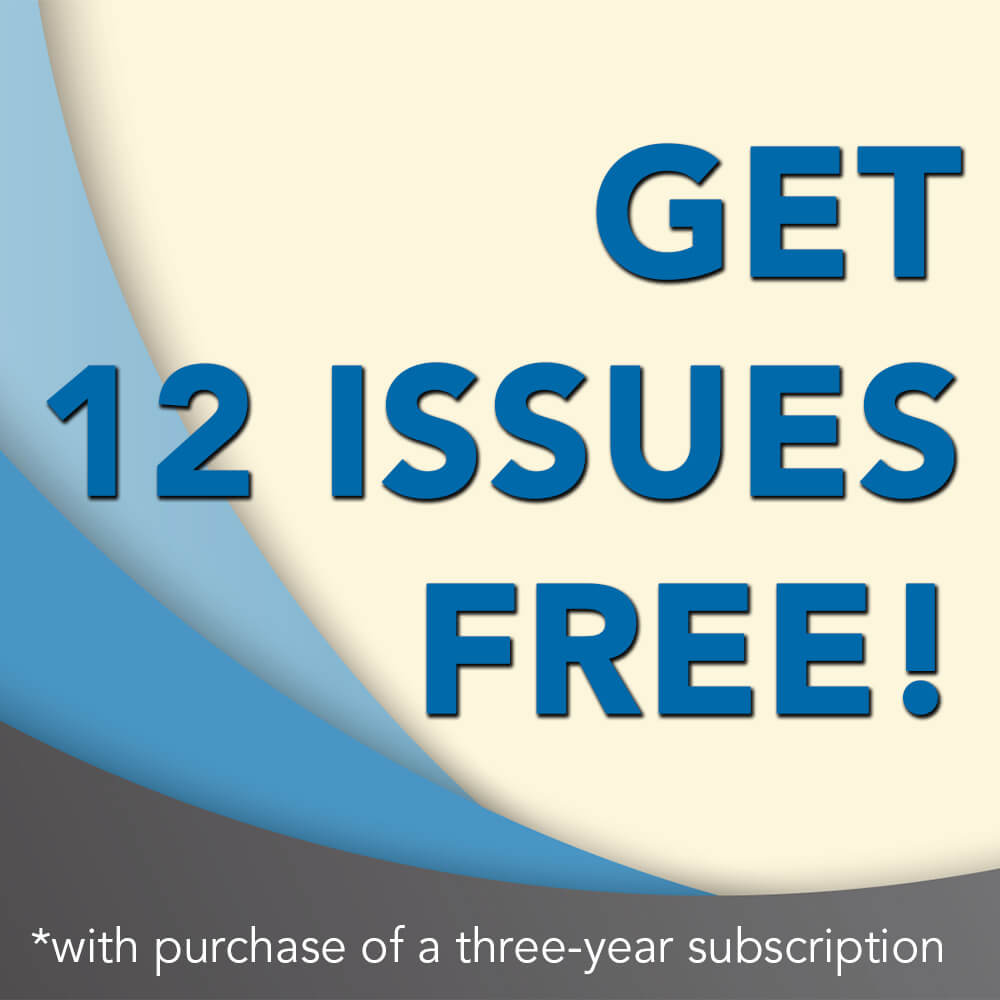 2018 Subscription Offer