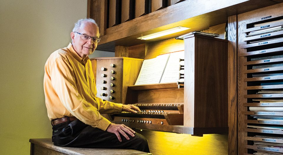 Don Knuth tells why he is a Lutheran