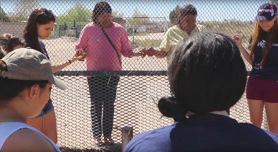 Immersion program at border