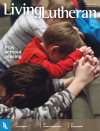 March 2019 Living Lutheran cover