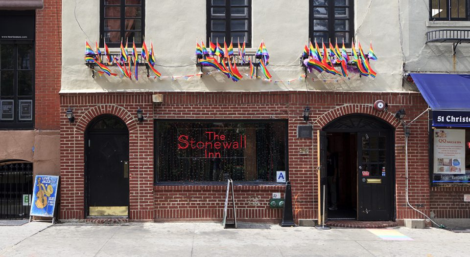 The Stonewall Inn:
