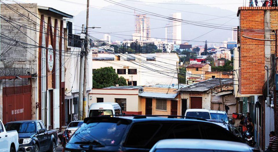 honduran street