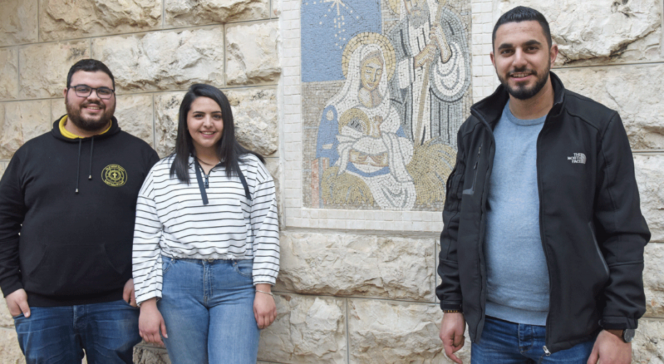 Young Lutherans in the Holy Land