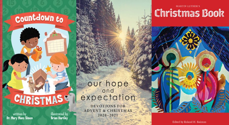 Countdown to Christmas, Our Hope and Expectation, Martin Luther's Christmas Book