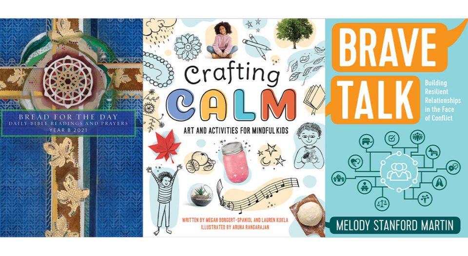 Jan/Feb Media in ministry book covers