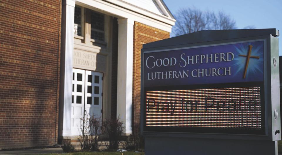 Good Shepherd Lutheran Church, Royal Oak, Mich.
