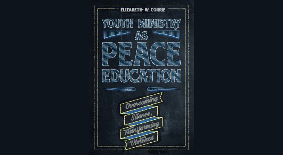 Youth Ministry As Peace Education book cover