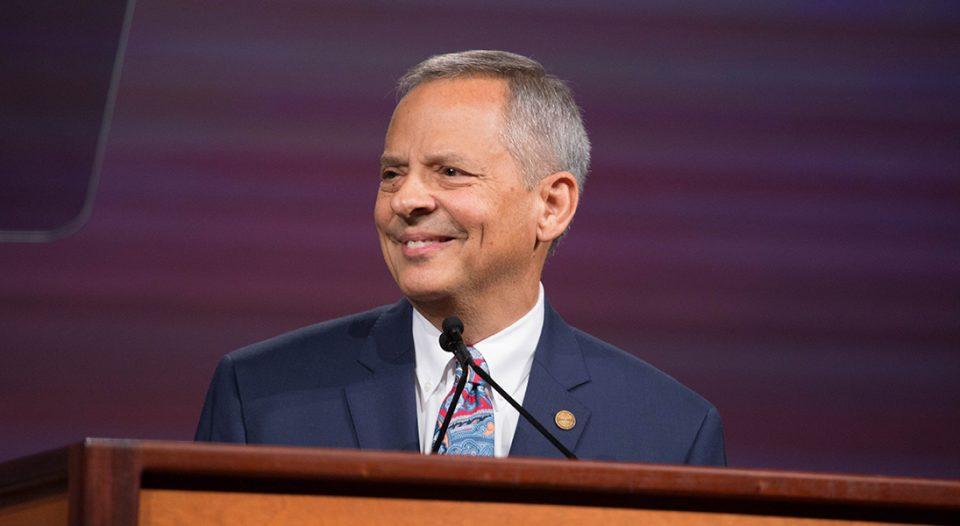Carlos Peña Interim VP
