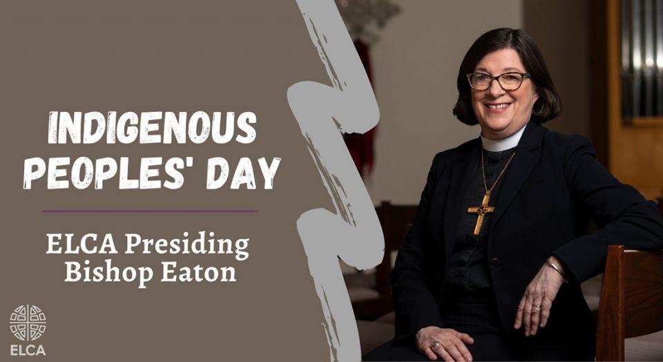 Bishop Eaton video